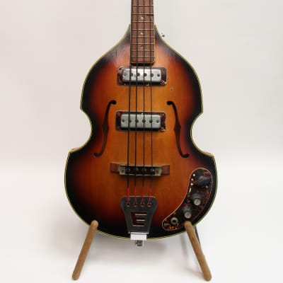Orpheum Violin Bass ca.  1965 for sale