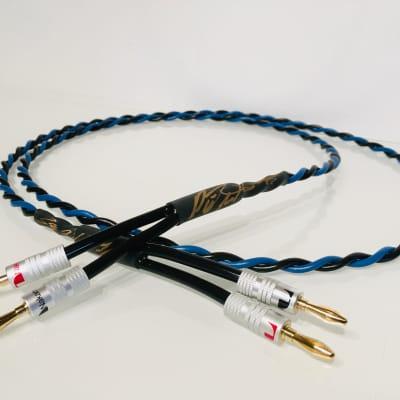 Pinetree Audio Kinetic 12AWG Speaker Cable Banana-Banana 9ft