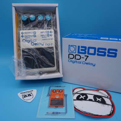 Boss DD-7 Digital Delay w/Original Box   Fast Shipping!