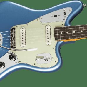 NEW! Fender Johnny Marr Jaguar Lake Placid Blue Rosewood Fingerboard Authorized Dealer for sale