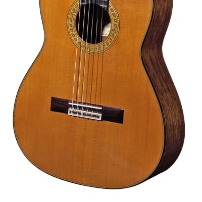 Spanish Classical Guitar VALDEZ MODEL 16/63 SENORITA (lady's guitar) - all solid - solid cedar top for sale