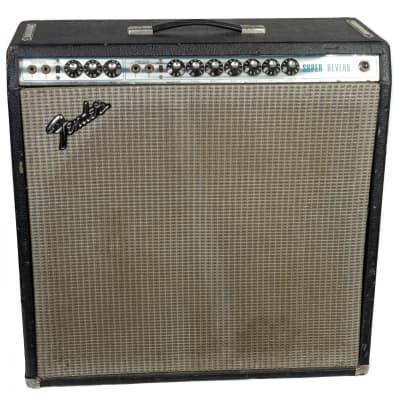 Ca. 1973 Fender Super Reverb