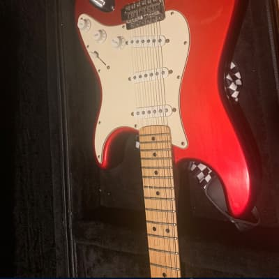 Fender Stratocaster 2006 Candy Apple Red