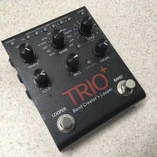 DigiTech TRIO Plus Band Creator + Looper