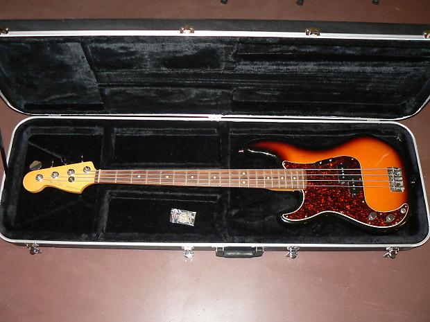 Left Handed Precision Bass : left handed fender precision bass 50th anniversary usa lefty reverb ~ Hamham.info Haus und Dekorationen