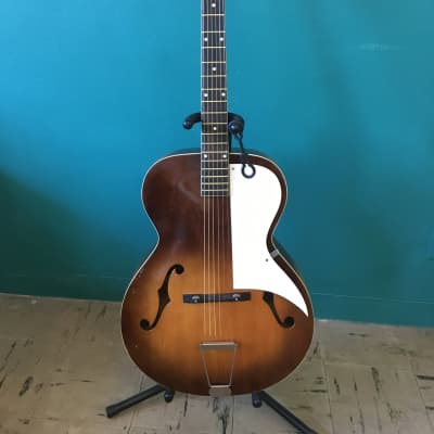 Airline Arch top hollow body 1960s Tobacco sunburst for sale