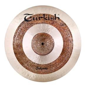 "Turkish Cymbals 18"" Custom Series Sehzade Crash SH-C18"