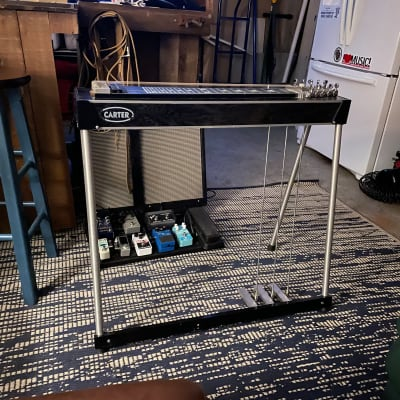 Pedal Steel Guitar Early 2000s Black maple