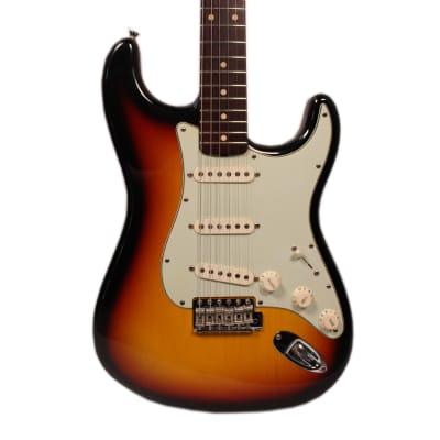 Fender  Custom Shop '60 Reissue Stratocaster NOS 2007 Sunburst for sale