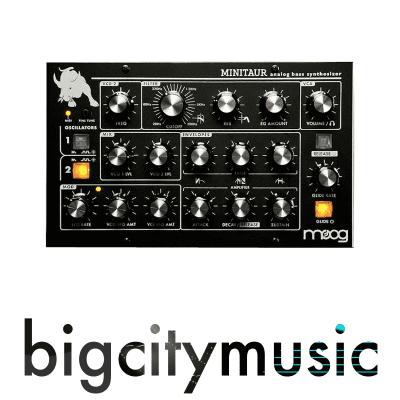 Moog Minitaur v2.2 Analogue Bass Synthesizer