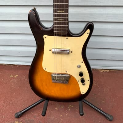 60's Alamo Titan Sunburst for sale