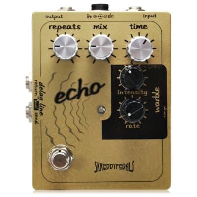 Skreddy Echo Guitar Effects Pedal
