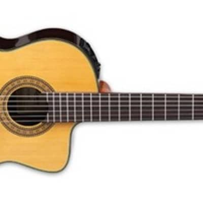 Takamine TC132SC Nylon-String Classical Acoustic-Electric Guitar (Used/Mint)