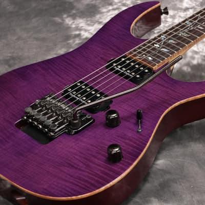 Ibanez j-Custom RG8420ZD Purple Amethyst S/N F1003837 -Free Shipping*