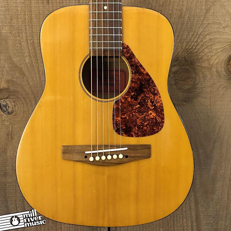 Yamaha FG-Junior JR-1 Mini 3/4 Size Travel Acoustic Guitar Natural