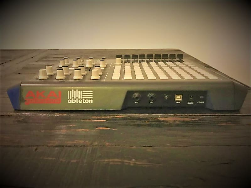 Akai APC40 Ableton Live Controller Excellent Condition