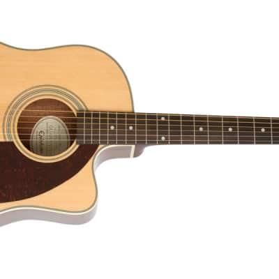 Epiphone AJ-210CE Acoustic Electric Guitar Natural