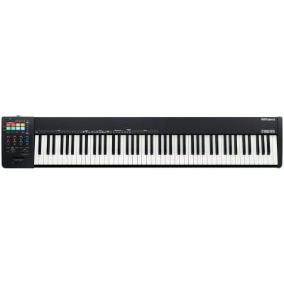 Roland A-88 MKII USB MIDI Controller Keyboard, 88-Key
