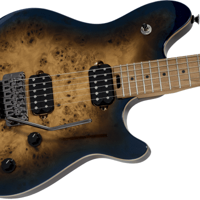NEW! Wolfgang WG Standard Exotic Baked Maple Board Midnight Sunset Authorized Dealer Eddie Van Halen for sale