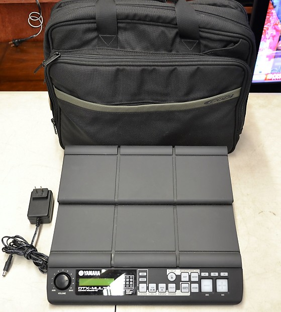 Yamaha Dtx Multi 12 12 Trigger Multi Percussion Electronic Drum Pad
