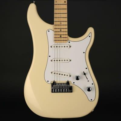 Vigier Expert Retro '54 in Retro White, Maple Neck with Case #160137 - Pre-Owned for sale
