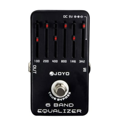 Joyo JF-11 6-Band EQ Guitar Effects Pedal for sale