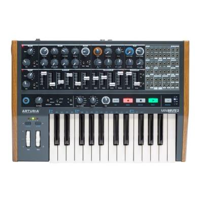 Arturia MiniBrute 2 25-Key Synthesizer