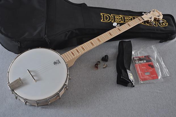 Used Deering Goodtime Openback Banjo Package #SOLD