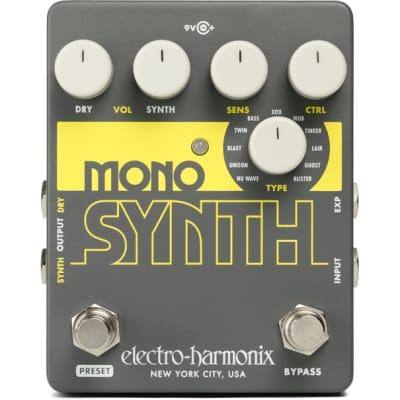 Electro Harmonix Mono Synth Pedal for sale