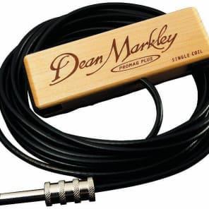 Dean Markley 3010 ProMag Plus Single Coil Acoustic Sound Hole Pickup for sale