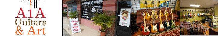 A1A Guitars & Art