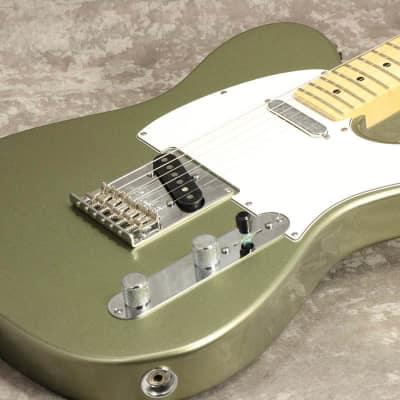 Fender USA American Standard Telecaster Up Grade Jade Pearl Metallic -Free Shipping*
