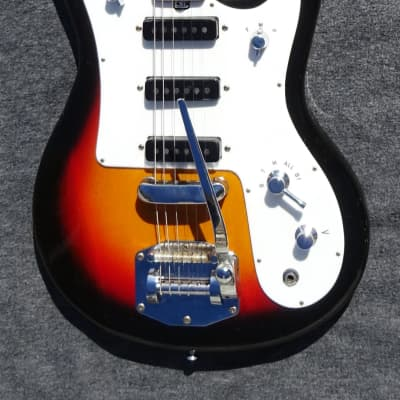 Ariston Valentina 1965 Sunburst for sale