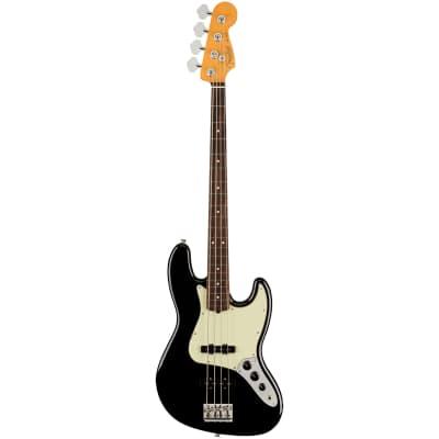 Fender American Professional II Jazz Bass RW BLK