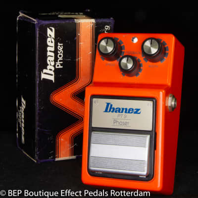 Ibanez PT-9 Phaser 1982 s/n 270996 Japan