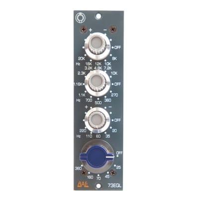 BAE 73EQL 500 Series 3-Band Equalizer Module