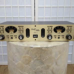 SPL Gold Mike MkII Model 2485 Dual-Channel Microphone / Line / Instrument Preamplifier