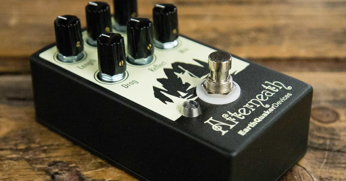 Create a Wall of Sound with these 5 Shoegaze Boxes | Reverb News