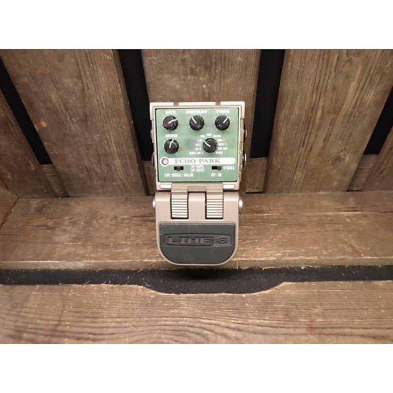 line 6 echo park stereo reverb. Black Bedroom Furniture Sets. Home Design Ideas