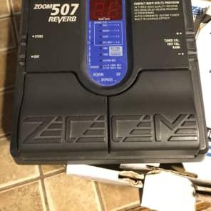 Zoom 507 Reverb