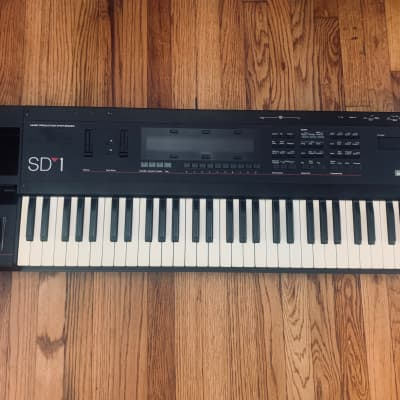 Ensoniq SD-1 Synth