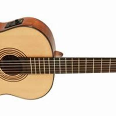 H. Jimenez El Maestro Nylon String Classical Acoustic-Electric Guitar (Used/Mint) for sale