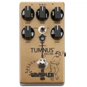 NEW! Wampler Tumnus Deluxe - Overdrive / Boost FREE SHIPPING!