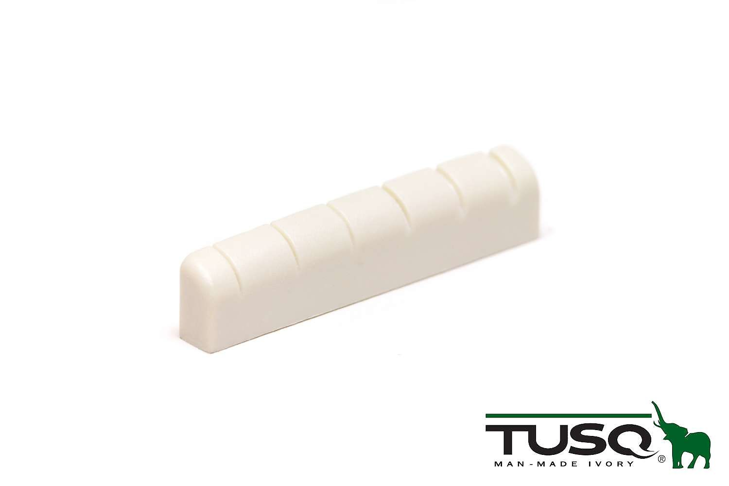 Graph Tech® TUSQ Gibson® Electric Style Slotted Nut PQ-6010-00 White