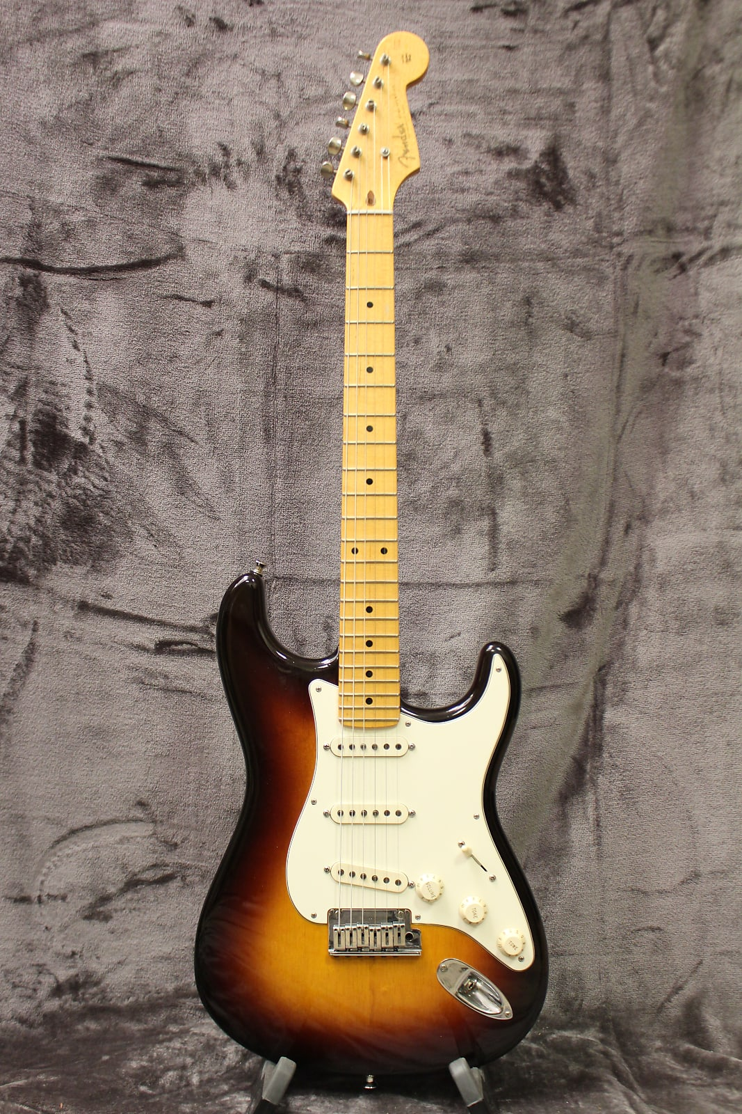 Fender Custom Shop Stratocaster Pro Closet Classic 2012 Sunburst