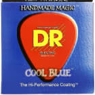 DR CBE-9 Cool Blue 9-42 Electric Guitar Strings image