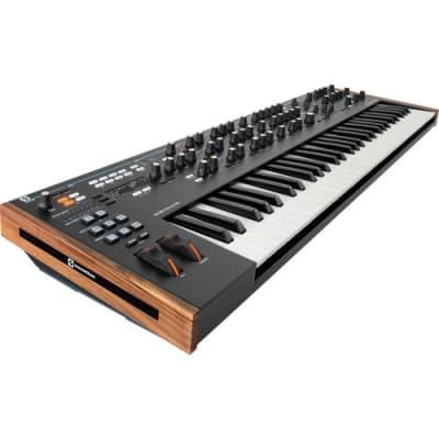Novation Summit Synthesizer Keyboard