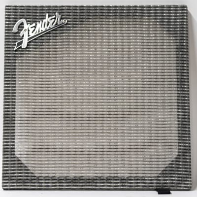 """Fender Rumble 25 1 x 8 Bass Combo Amp Replacement Grill Cloth 14""""x 14"""""""