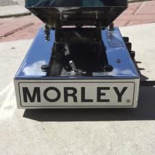 Morley Volume Phaser Chrome image