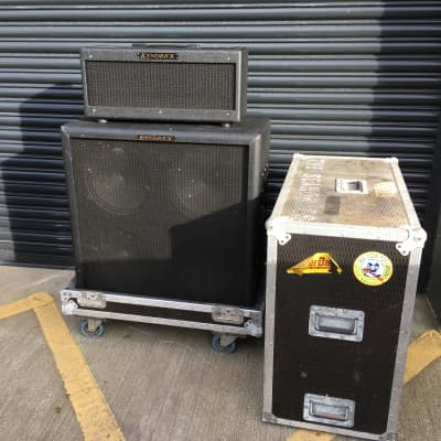 Kendrick Custom Built 30 Stack THE JOHN SQUIRE COLLECTION 1990s Black for sale